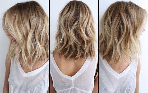 Resultado de imagen para Balayage para cabello corto
