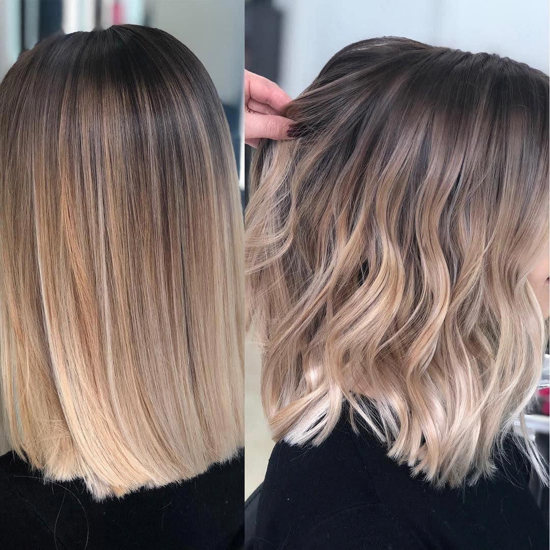 cabello balayage