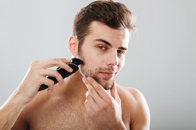 maquina de afeitar barba