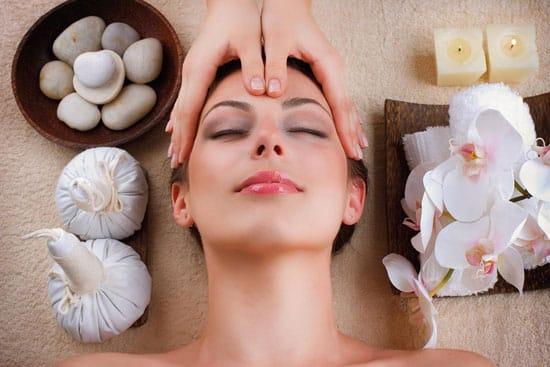masajes para el cabello y cabeza